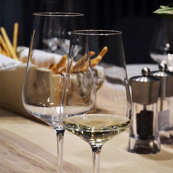 degustacje wina: kieliszki degustacyjne