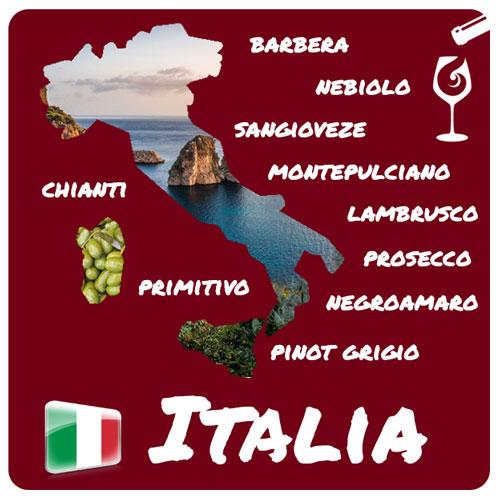 enoturystyka we Włoszech