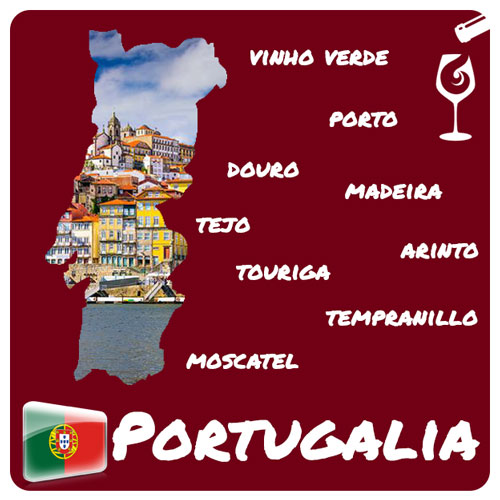 enoturystyka: wina Portugalii