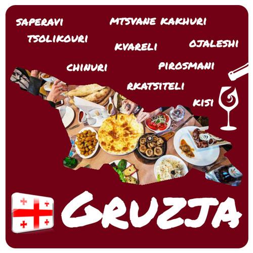 enoturystyka: wina Gruzji